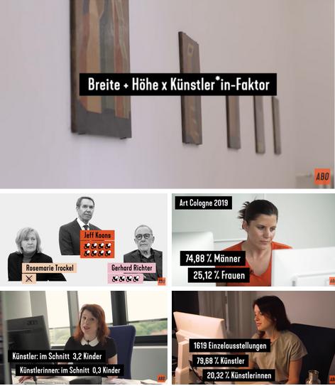 Warum sind Kunstwerke von Frauen weniger wert?