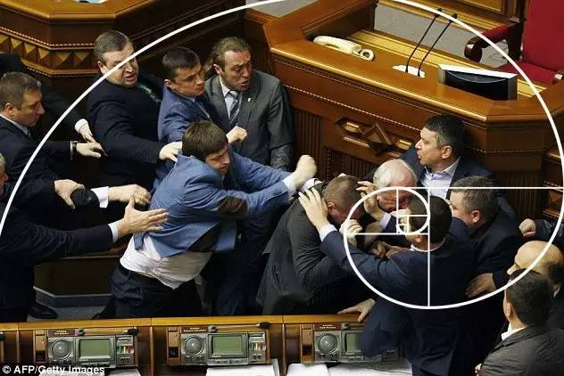 phi golden ratio parliament fight