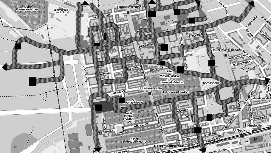 karte oberes nordneukölln