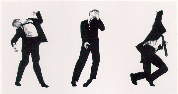 robert longo men in the cities